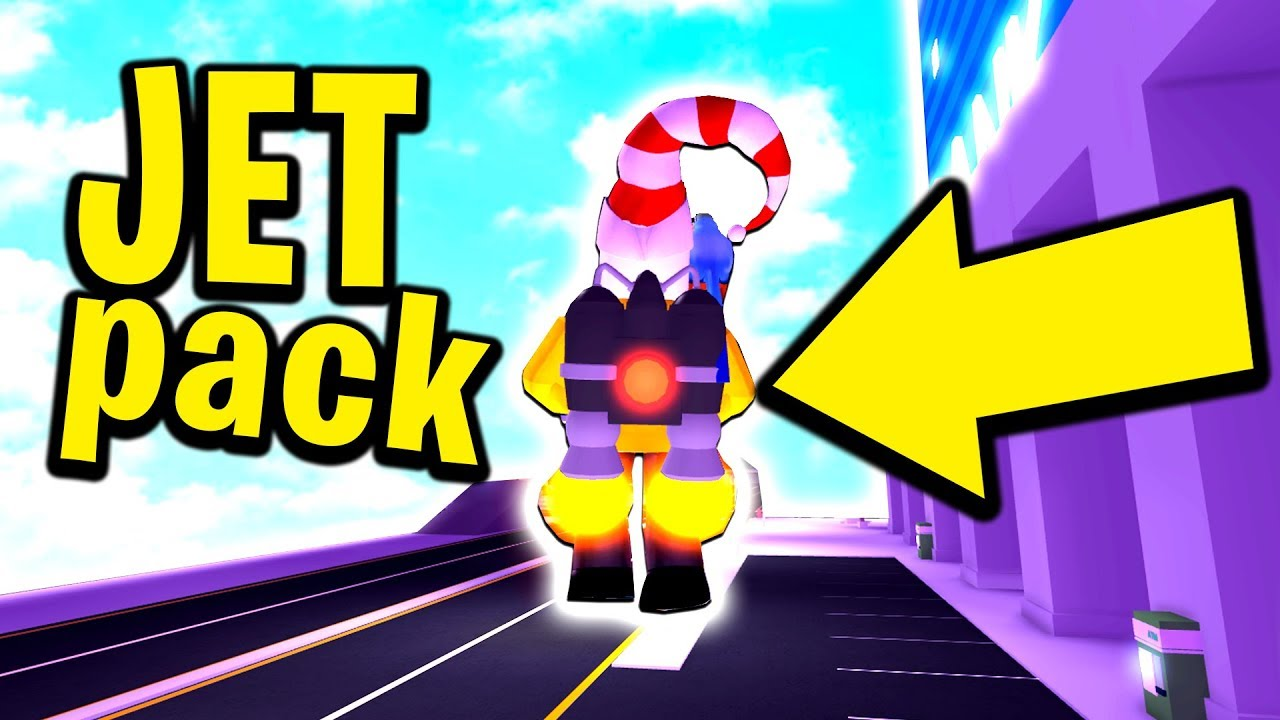 NEW JETPACK UPDATE IN ROBLOX MAD CITY - YouTube