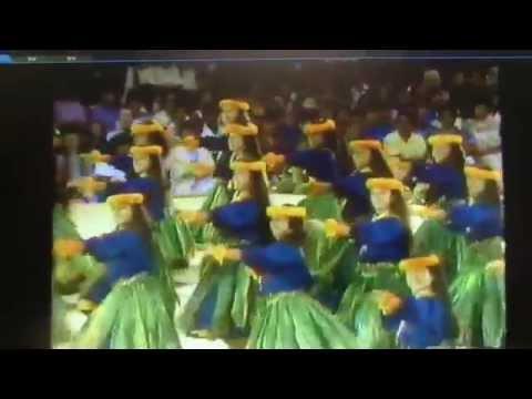 1984 Merrie Monarch Festival Halau Mohala
