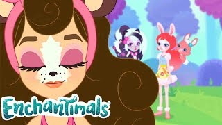 Enchantimals 🌈Tales From Everwilde: Just Bear-ly Asleep 🐻 💜Episode 17 💜Cartoons for Kids