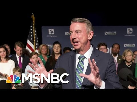 What Charlottesville Meant For Virginia Election | Morning Joe | MSNBC