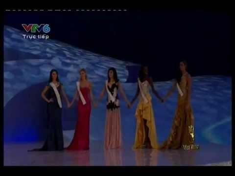 Hoa hậu thế giới 2012 - Chung kết - Đăng quang - Hoa hau the gioi 2012