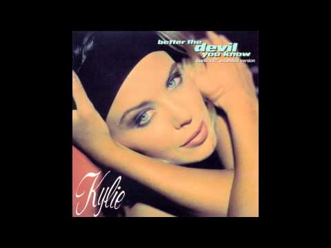 KYLIE - Better The Devil You Know (Juanki's 12'' Extended Version)