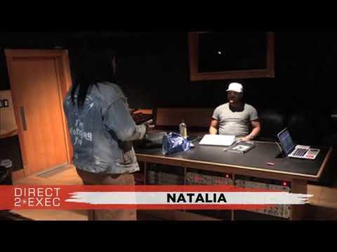 Natalia Performs at Direct 2 Exec Los Angeles 12/5/17 - Atlantic Records