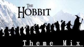 The Hobbit - Extended Theme Mix