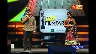 Mahesh Babu Speech @   Filmfare Awards South - 2012