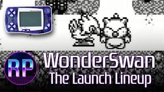 WonderSwan: The Launch Lineup