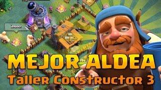 MEJOR ALDEA TALLER DE CONSTRUCTOR 3 0 a 800 COPAS! ESTRATEGIAS! | Clash of Clans
