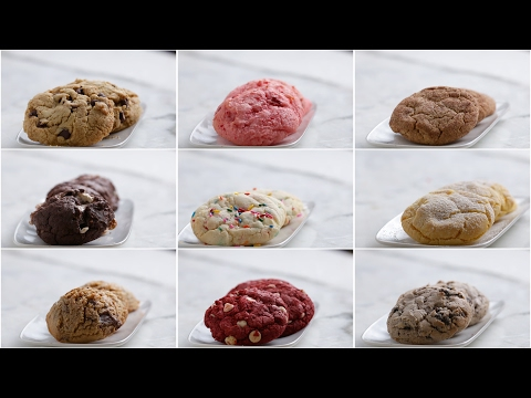 Cake Mix Cookies 9 Ways