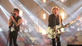 The BossHoss - Today, Tomorrow, Too Long, Too Late - Live@Stuttgart