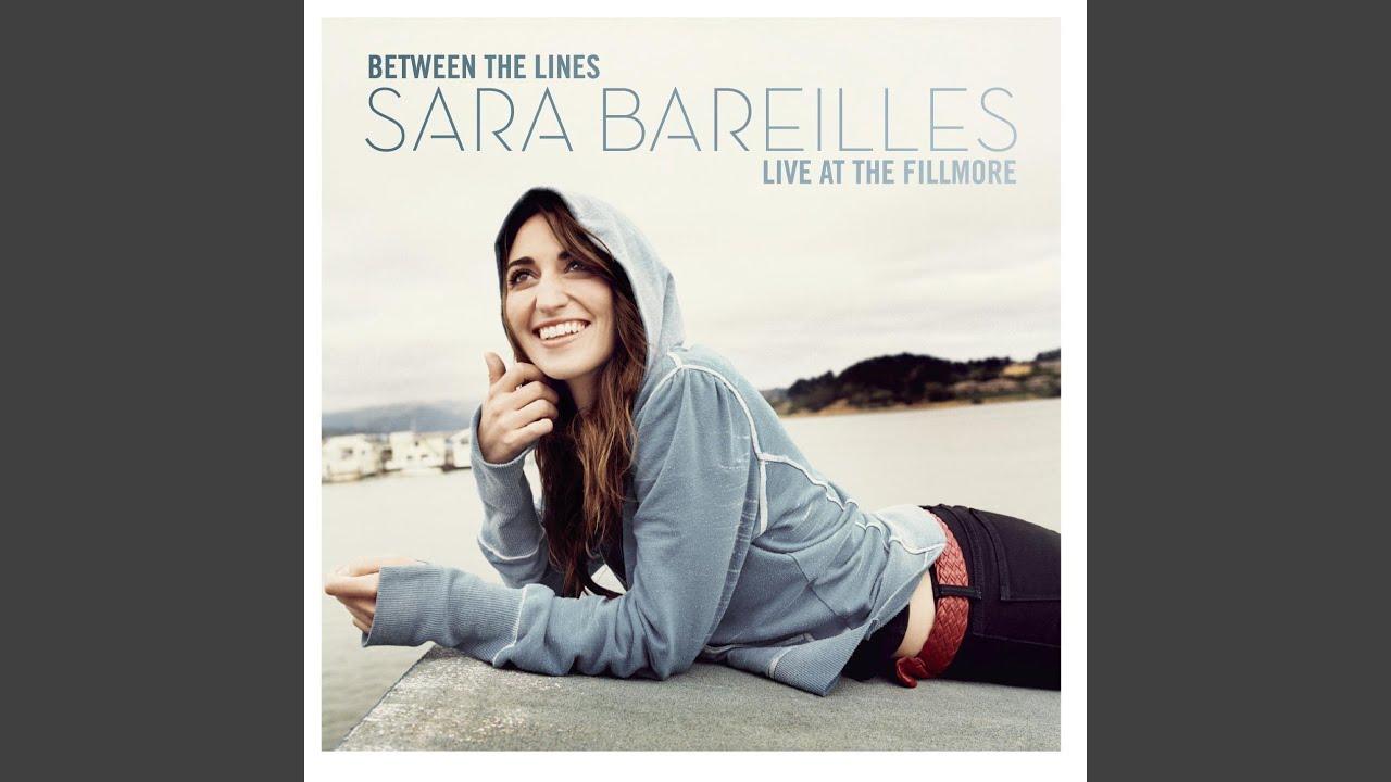 sara bareilles live at the fillmore