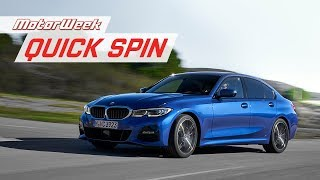 2020 BMW 3 Series | Quick Spin