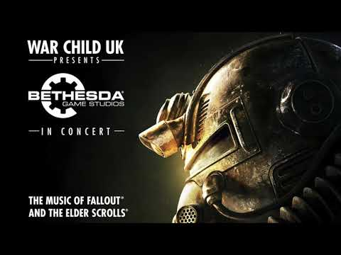 Fallout 3, New Vegas and Fallout 4 Main Theme - Bethesda Game Studios Live in Concert