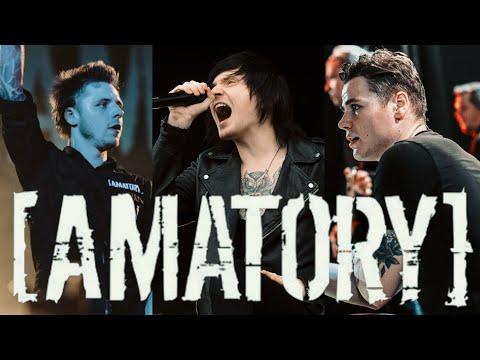 """AMATORY - """"Остановить время"""" feat Denis Shaforostov LIVE КИЕВ"""