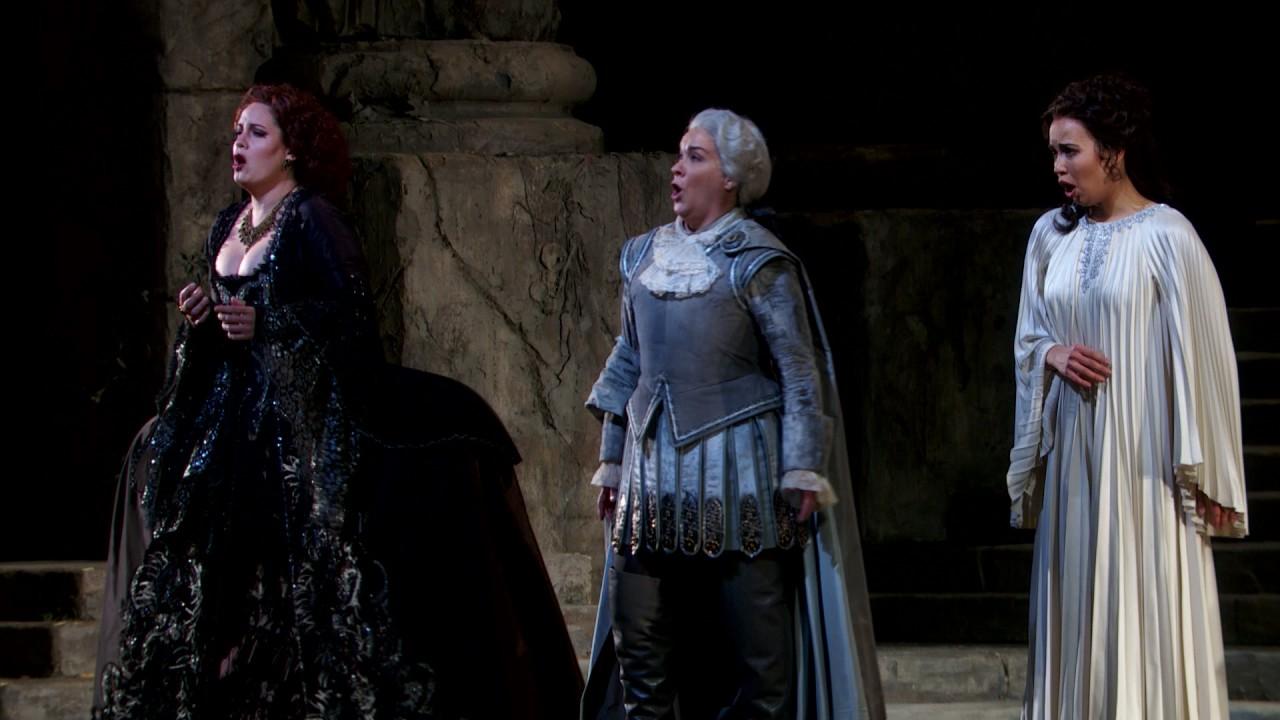 Idomeneo: Act III Quartet