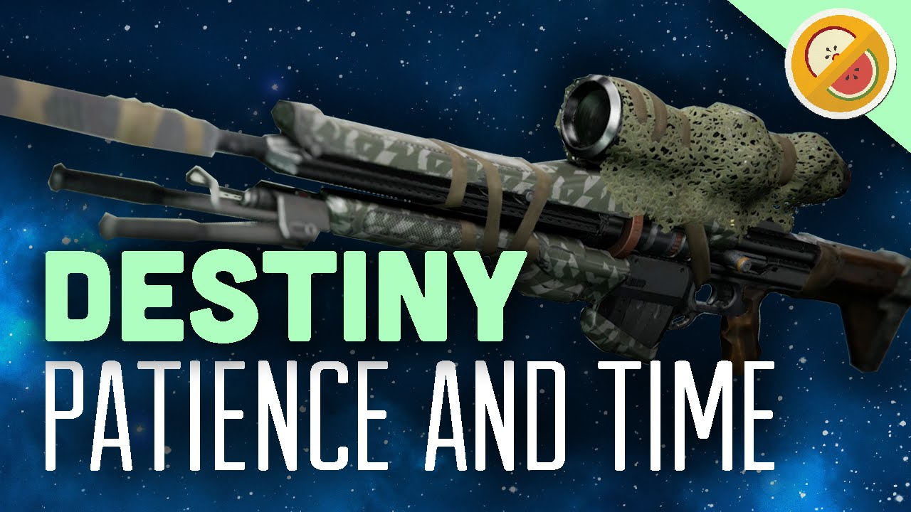Destiny Patience and Time : 60 Second Review | Doovi