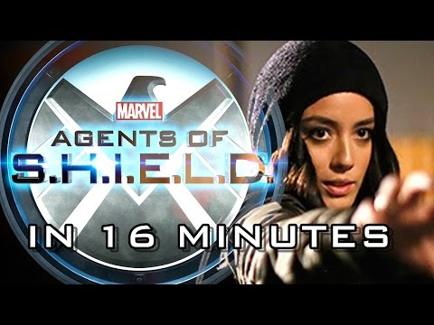 Marvel's Agents of S.H.I.E.L.D. in 16 minutes