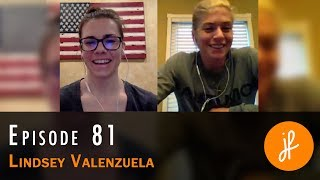 Postpartum Training and the Road Back to the CrossFit Games with Lindsey Valenzuela - PH81