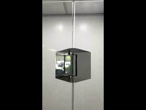 Frameless Shower Door Hinges from YouTube · Duration:  1 minutes 19 seconds