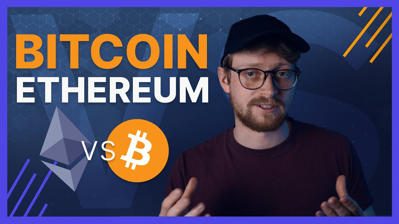 ethereum bitcoin unterschiede
