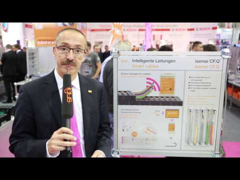 Cablenews – straight from the igus® laboratory – SPS2016