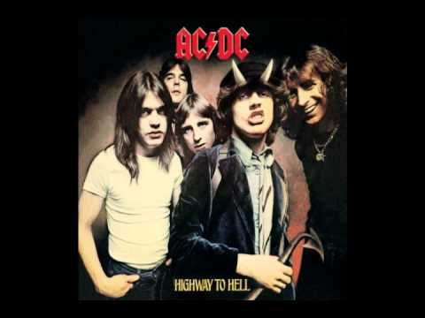 AC/DC Highway To Hell - Walk All Over You