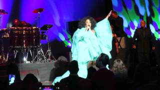Diana Ross - I'm Coming Out - 20150203 - King's Theater, Brooklyn NY   Partial