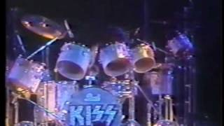 peter criss drum solo 1976