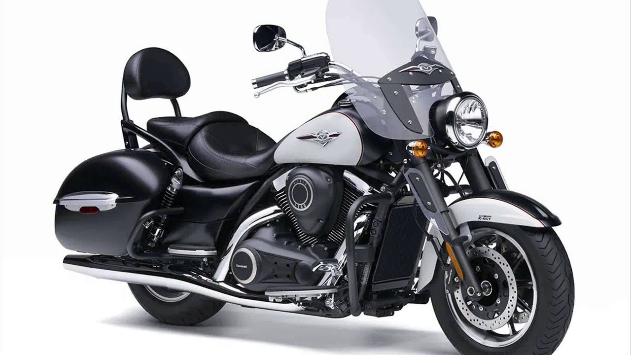 Kawasaki vulcan 1700 nomad abs 2015 model youtube for Nomad service