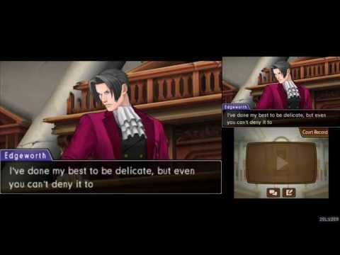 Phoenix Wright: Dual Destinies #28 - Turnabout for Tomorrow ~ Trial, Day 1 (1/4)