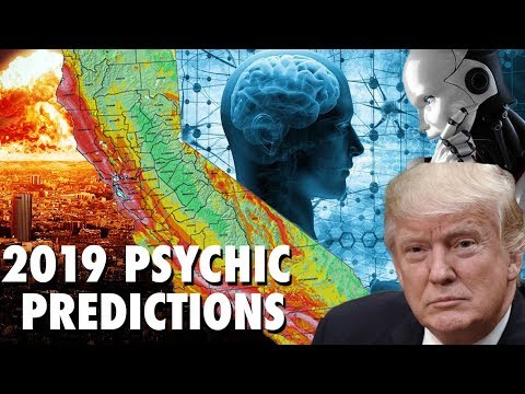 2019 Psychic Predictions With Psychic Medium Susan Rowlen