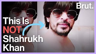 Meet SRK's Near Identical Twin That Always Gets Mobbed For A Selfie