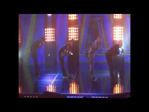 S4 - Driving me crazy (eng ver) LIVE SHOWCASE SEOUL 2012 (HD)