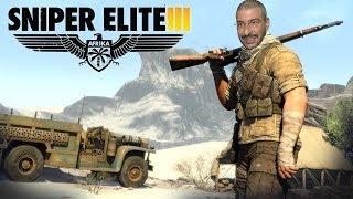 בואו נשחק - Sniper Elite 3