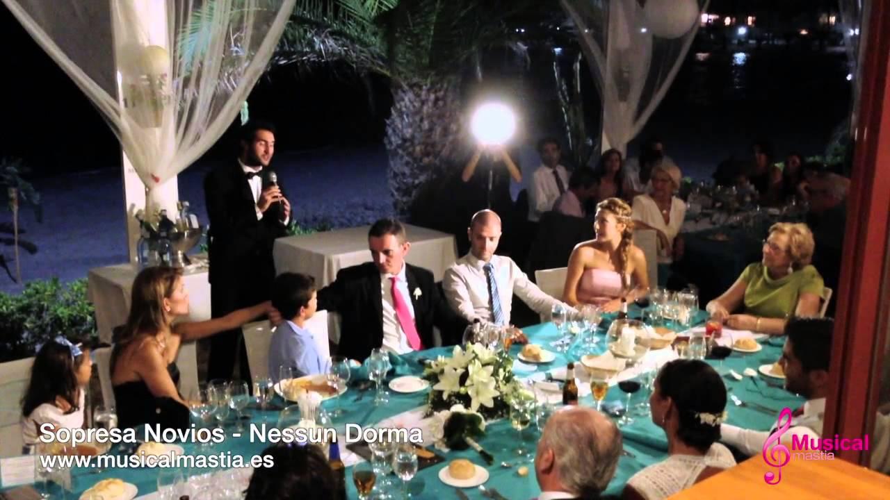 sorpresa a la novia el d237a de su boda area sunset musical