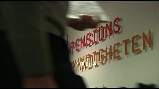 Pensionsbolaget Allra kastas ut från pensionssystemet - Nyheterna (TV4)