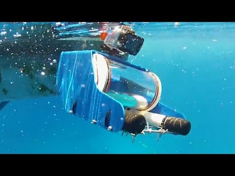Build Your Own Underwater Exploration Robot