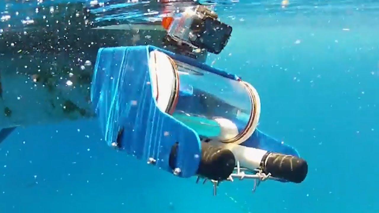 Underwater Exploration Robot