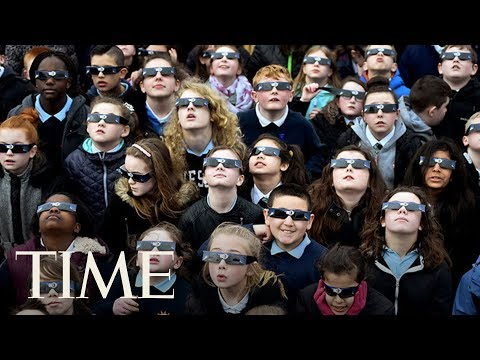 Watch The Total Solar Eclipse With TIME Live From Casper, Wyoming | Solar Eclipse 2017 | TIME