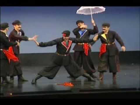 Vanoush Khanamerian Dance School - Kintoner Par - Armenian Traditional Dance