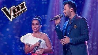 Gusi y Jennifer cantan 'Como me duele' | Final | La Voz Teens Colombia 2016