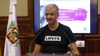 Presentación de las Jornadas Telesforo Bravo - La Orotava