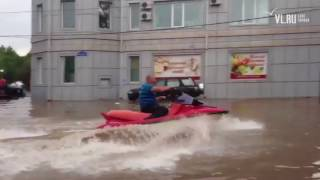 VL.ru - Катание на аквабайке в Уссурийске