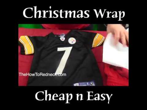 Cheap n East Christmas Wrapping