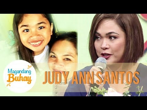 Judy Ann shares that Yohan's love language is writing letters | Magandang Buhay