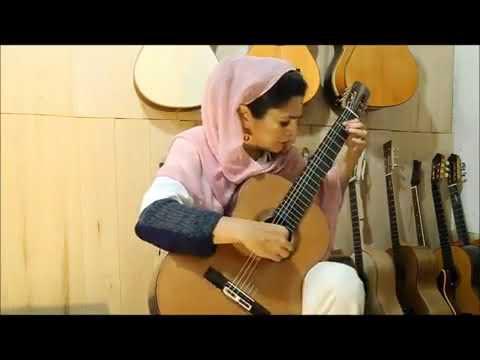 Lily Afshar performs Capricho Arabe by Tarrega