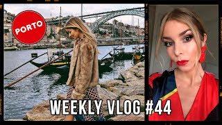 ESTOU NO PORTO! ÚLTIMO CASÓRIO DO ANO! - WEEKLY VLOG #44| Alice Trewinnard