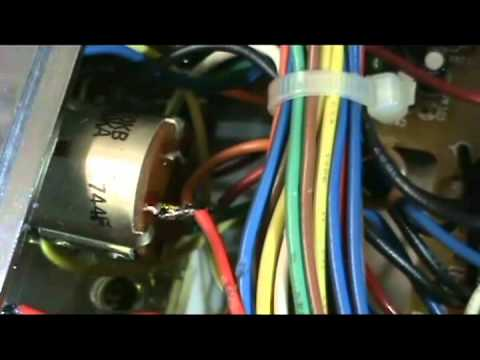 How to install a Echo Board in a CB Radio by CdioMagazine Galaxy Echo Mike Wiring Diagrams on