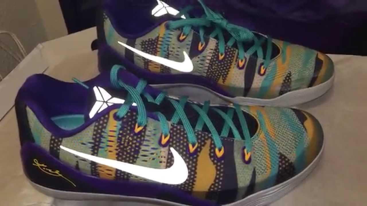 574311fc46c6 Nike Kobe 9 EM