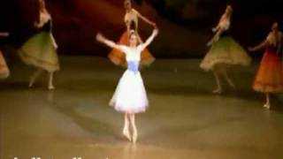 1/12 Giselle with Obraztsova Sarafanov Mariinsky March 2009