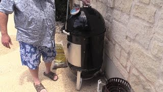 How To Cook on Weber Smokey Mountain (WSM)